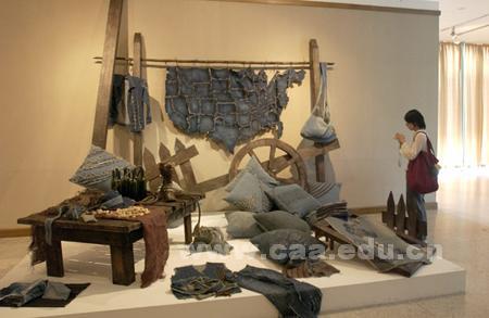 象·人本——中国美院2005届染织专业毕业设计作品展