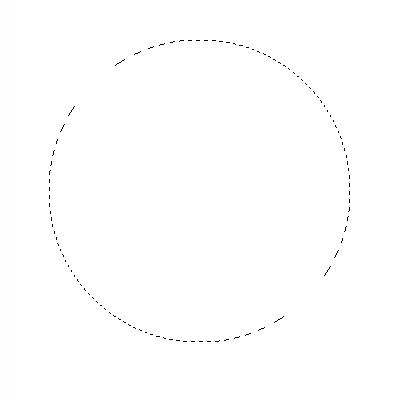 透明水晶圆形按钮