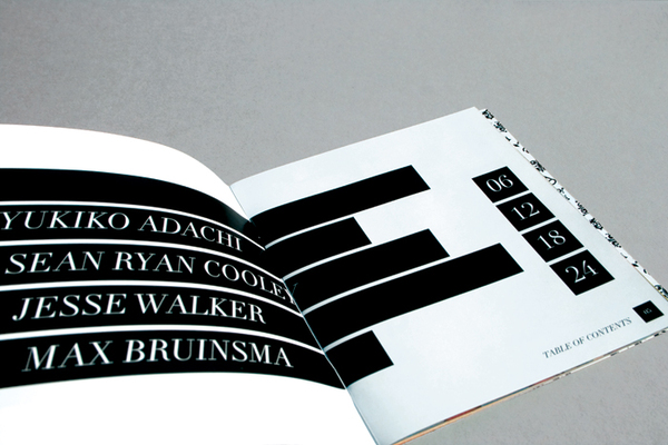 a-stetic杂志版式设计
