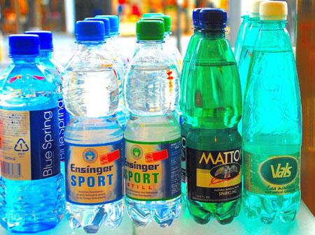 矿泉水品牌包装欣赏-欣赏-创意在线