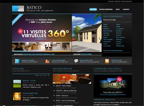 30个国外房地产网站设计