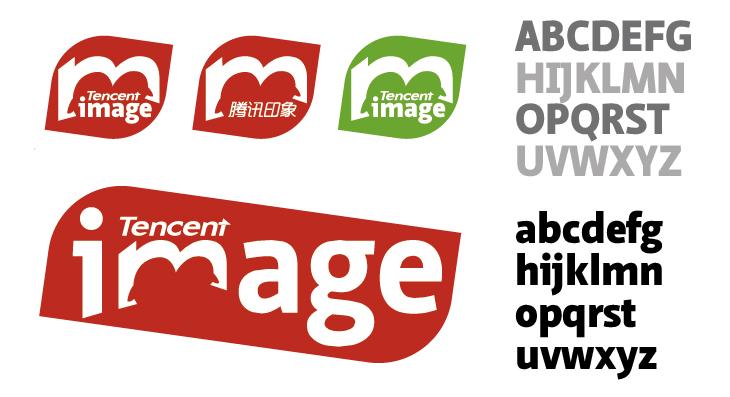 腾讯形象店品牌设计-欣赏-创意在线