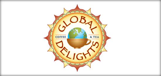 36款咖啡店logo设计欣赏