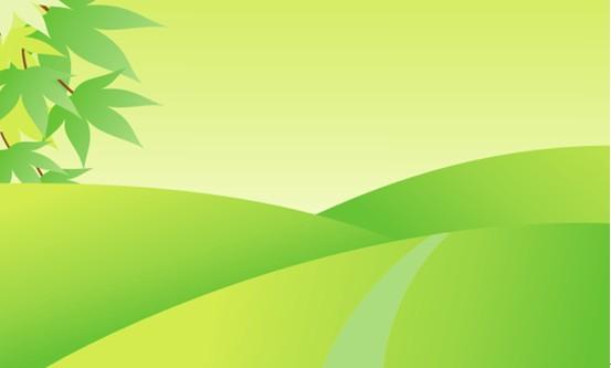 背景 壁纸 绿色 绿叶 设计 矢量 矢量图 树叶 素材 植物 桌面 553_333