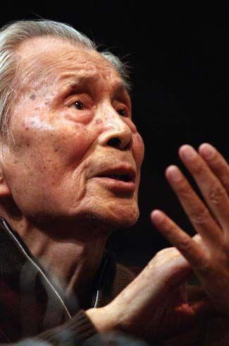 中国当代著名画家吴冠中25日在北京辞世