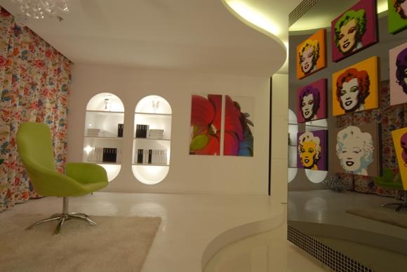 六大国际室内装修风格欣赏 天涯 博育英才电脑培训设计机构