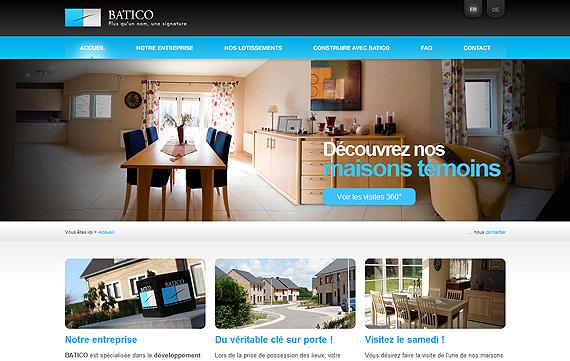 漂亮的国外房地产网站设计-欣赏-创意在线
