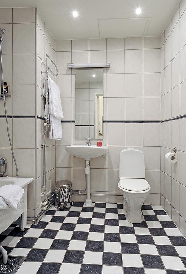 国外50平米小户型单人公寓装修设计-欣赏-创意在线
