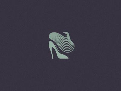 鞋子主题标志设计欣赏-欣赏-创意在线