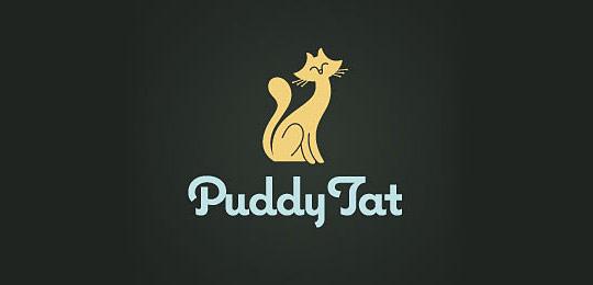 标志设计元素运用实例:猫科动物
