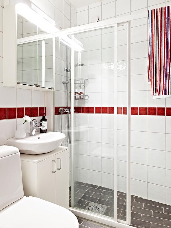 北欧风格简易装修小户型住宅 图片素材 华声论坛