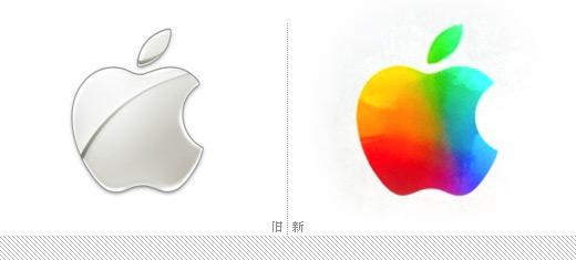 苹果服装品牌图标_