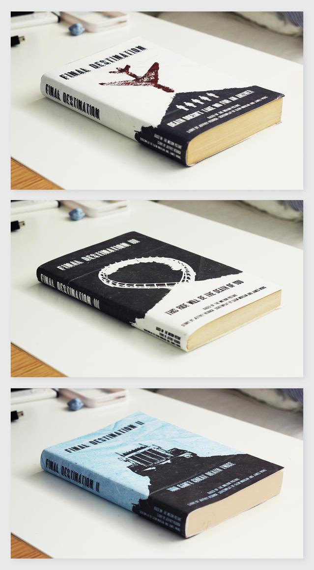 国外优秀书籍封面设计欣赏-欣赏-创意在线