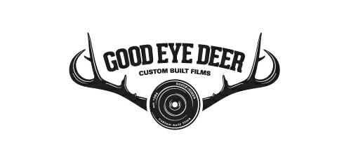 鹿logo矢量图