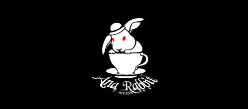 兔子主题标志logo设计欣赏