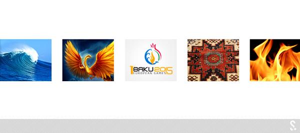 2015年首届欧洲运动会会徽正式发布