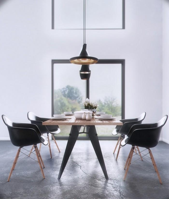 家装设计 现代简约风格餐厅装修