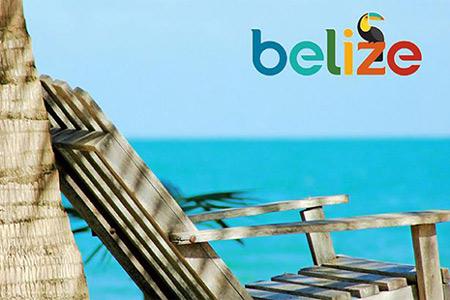 中美洲国家伯利兹新旅游形象标识近日发布