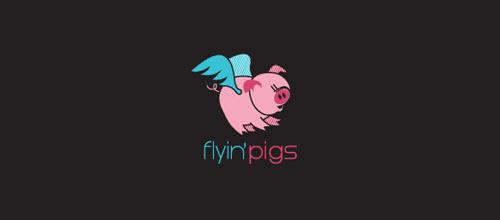 动物标志之猪二-欣赏-创意在线