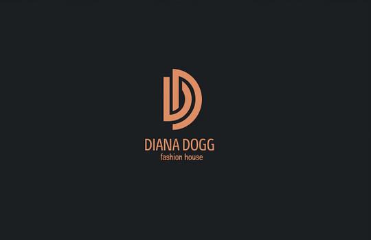 漂亮的首字母缩写logo设计-欣赏-创意在线