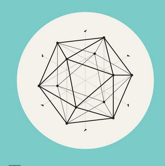 2013广告设计大赛_几何图形的创意设计-欣赏-创意在线