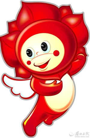 """唐瑞:动漫节吉祥物源于滕州""""滕""""字的同音字""""腾"""",注入了生动活泼的"""
