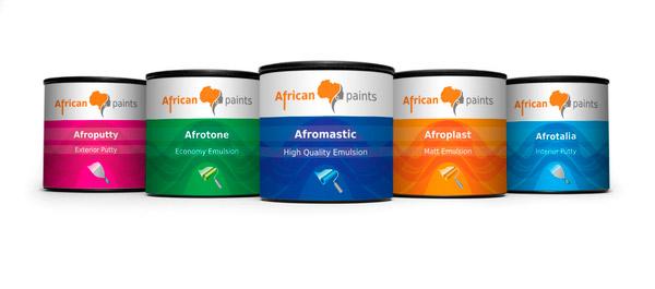 油漆和涂料包装设计