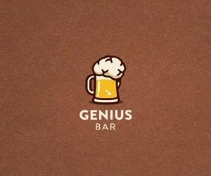 酒吧logo设计欣赏   国外酒吧logo设计   70年代酒吧标志 设