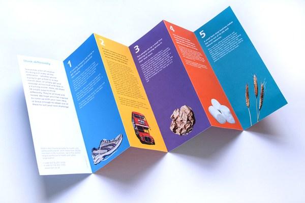 优秀折页宣传单设计-欣赏-创意在线
