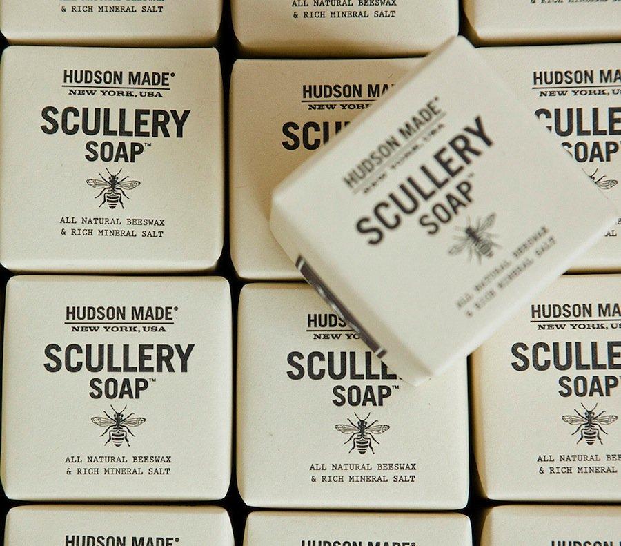 20款国外肥皂包装设计