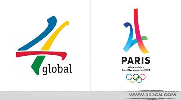 巴黎申办公布2024标准奥运由待遇24组成室内设计师标志数字薪资图片